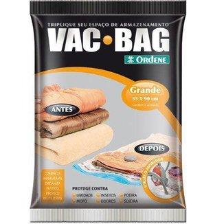Saco A Vácuo Protetor e Organizador - VAC BAG 55 X 90 -