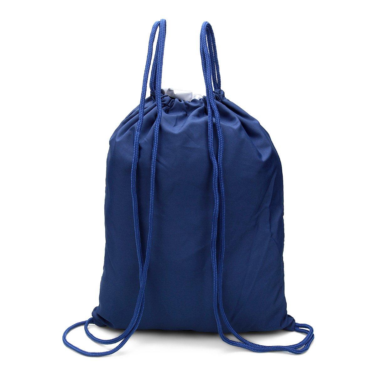 349ee497ad224 Sacola Adidas Lin Per Gb - Azul e Branco