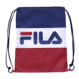 Sacola Fila Flag Gym Sack