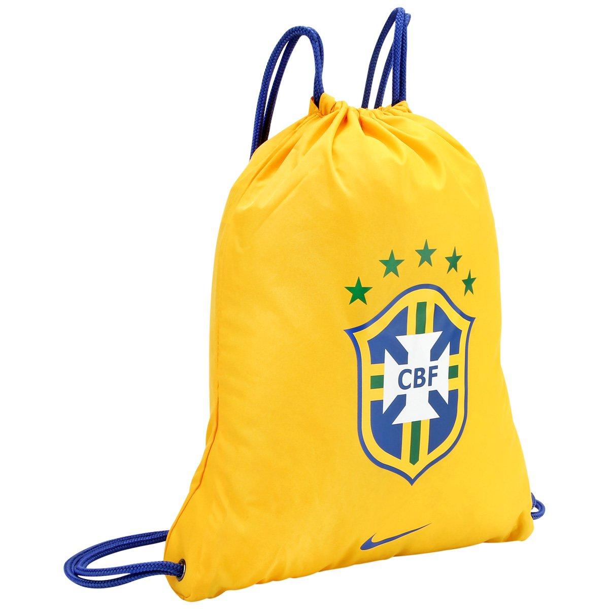 Sacola Nike Allegiance Seleção Brasil 2.0 - Compre Agora  ea0ae7e639439