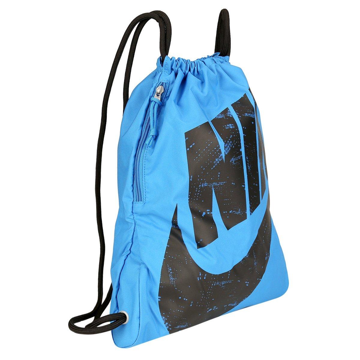 Sacola Nike Heritage Gymsack  Sacola Nike Heritage Gymsack ... 18fb59bdd9247