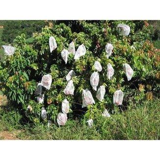 Sacos para Proteção de Frutas no Pé Aradesc 28x45 com 150 Peças