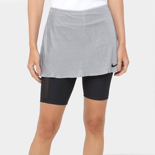 Saia Nike Dry Nike US NT Feminina - Cinza