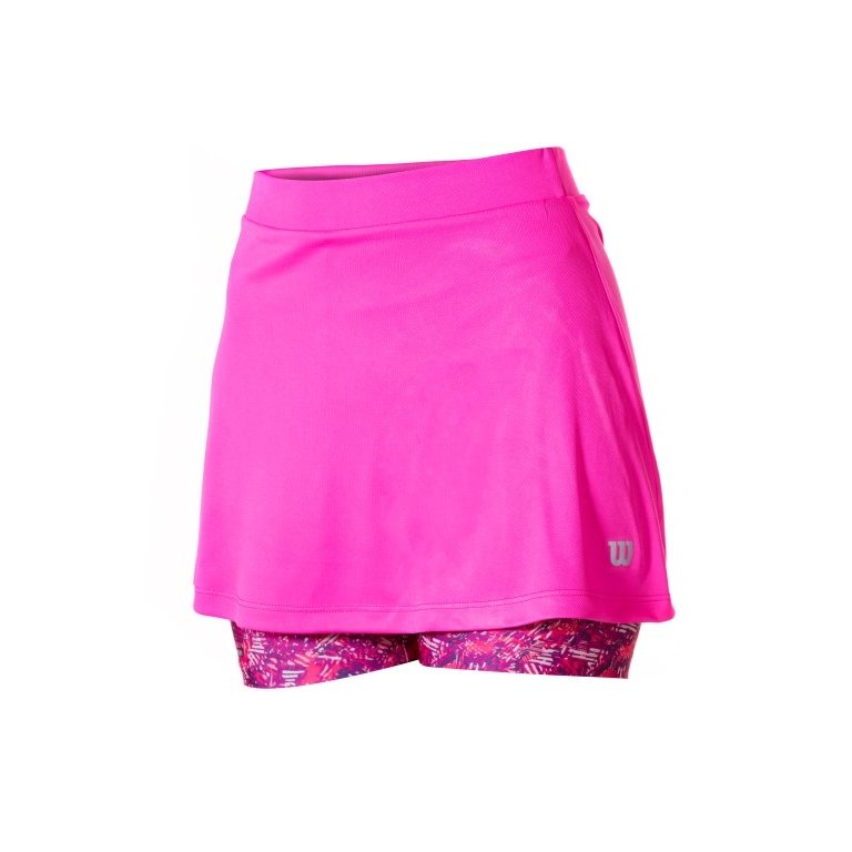Tour Saia Wilson Short Pink Saia Feminina Infantil Short xavI4zna