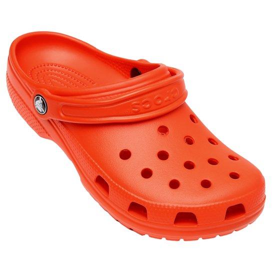 Sandália Crocs Classic - Laranja