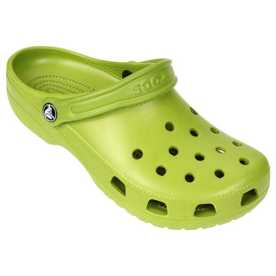 Sandália Crocs Classic - Verde