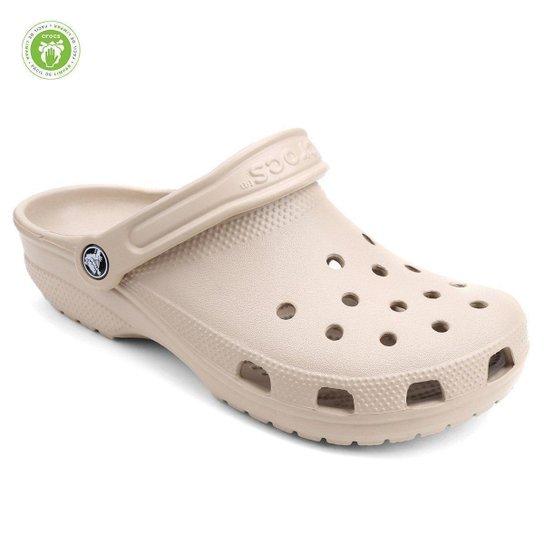 Sandália Crocs Classic - Rosa Claro