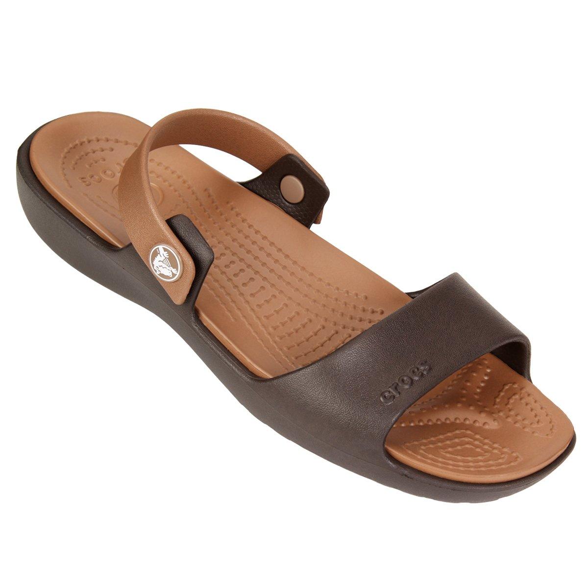 eaa9d3e0df0 Sandália Crocs Coretta - Compre Agora