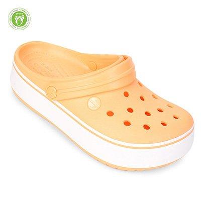 Sandalia Crocs Crocband Platform