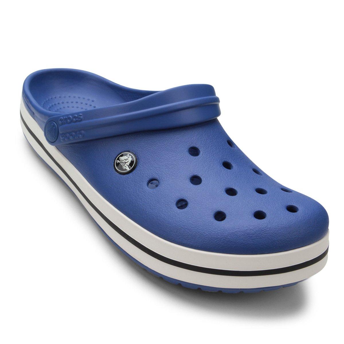 a82ffea0af7 Sandália Crocs Crocband - Azul Claro - Compre Agora
