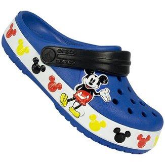 Sandalia Crocs Fl Disney Minnie Mouse Infantil