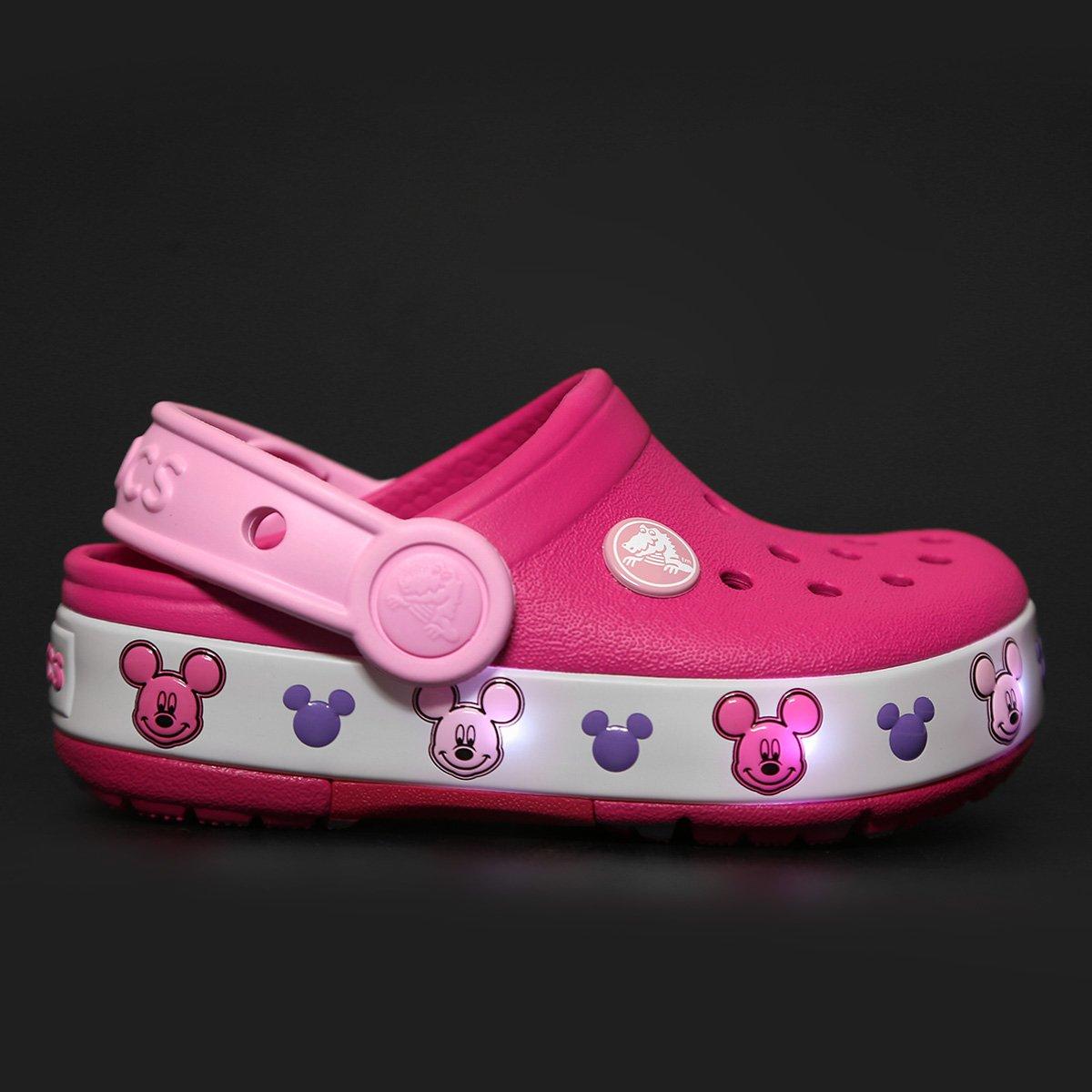 Sandália Crocs Infantil CrocsLights