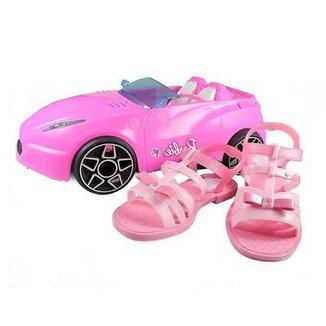 Sandalia Grendene Barbie - 22166