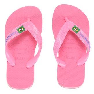 Sandália Havaianas Brasil Feminina