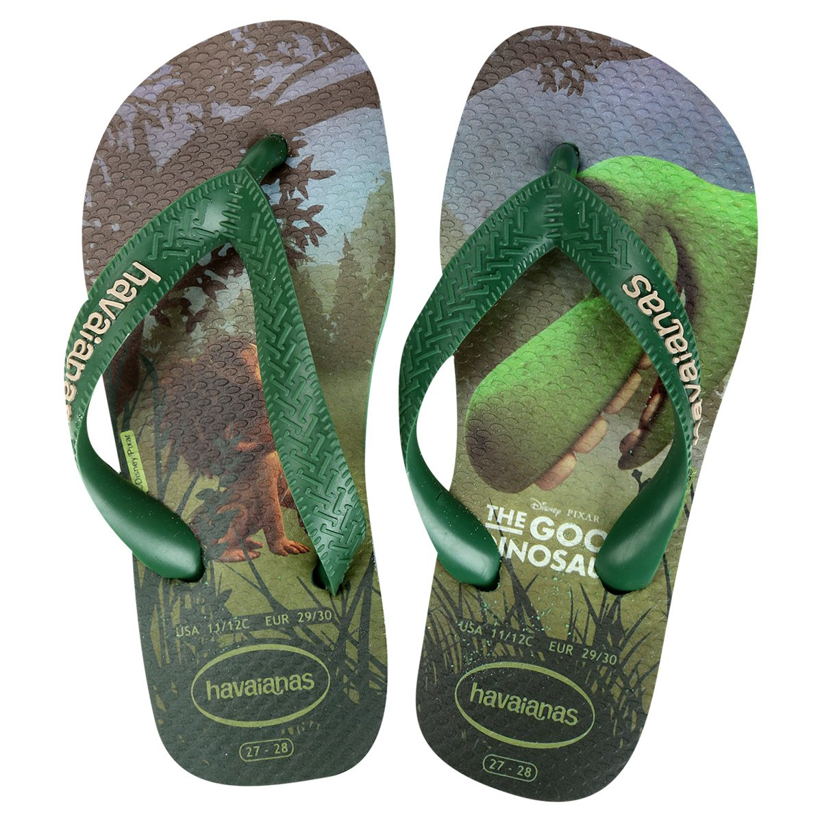 0eafaf9bbacb5 Sandália Havaianas Good Dino Cf Infantil - Compre Agora