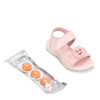 Sandália Infantil Kidy Protect C/ Pastilhas Repelentes