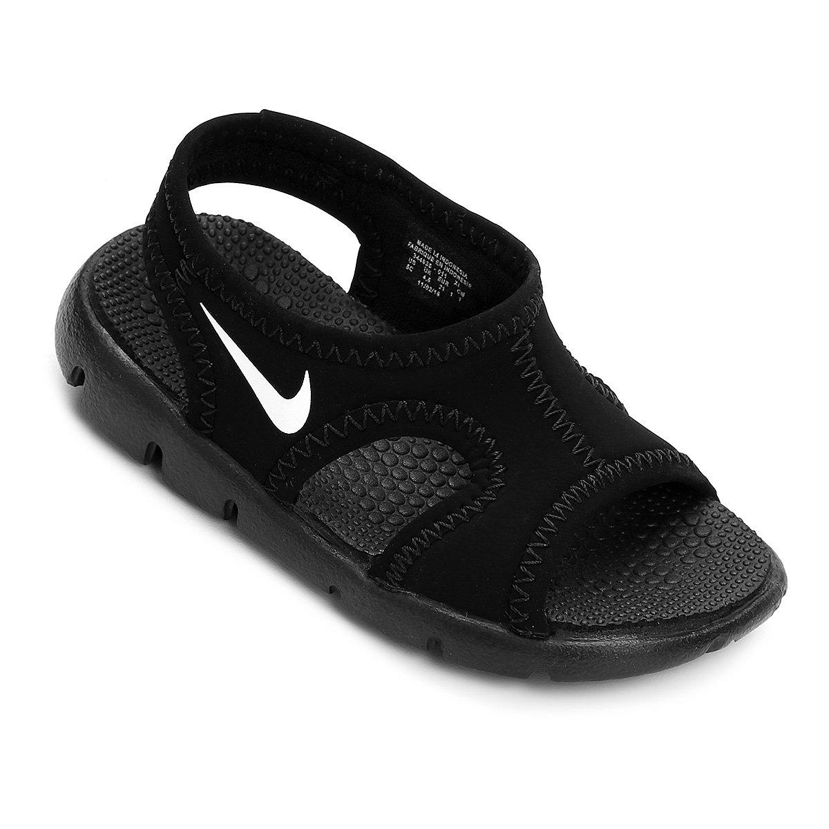 Sandália Infantil Nike Sunray 9 Td - Compre Agora  4988f0ba1c0be