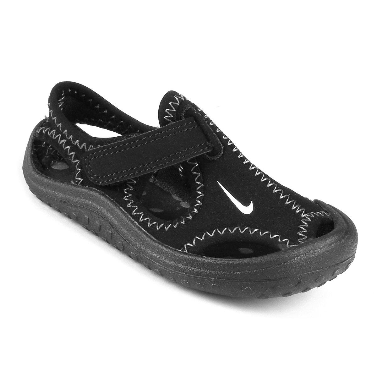 c4cd96b34 Sandália Infantil Nike Sunray Protect Masculina | Netshoes