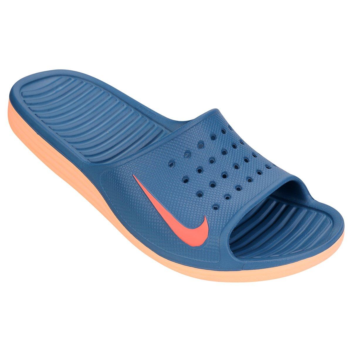 02d80adb41 Sandália Nike Solarsoft Slide - Compre Agora