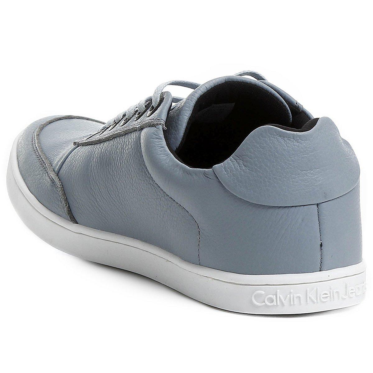 Sapatênis Calvin Klein Boat Leather - Compre Agora   Netshoes 65b5b02dac