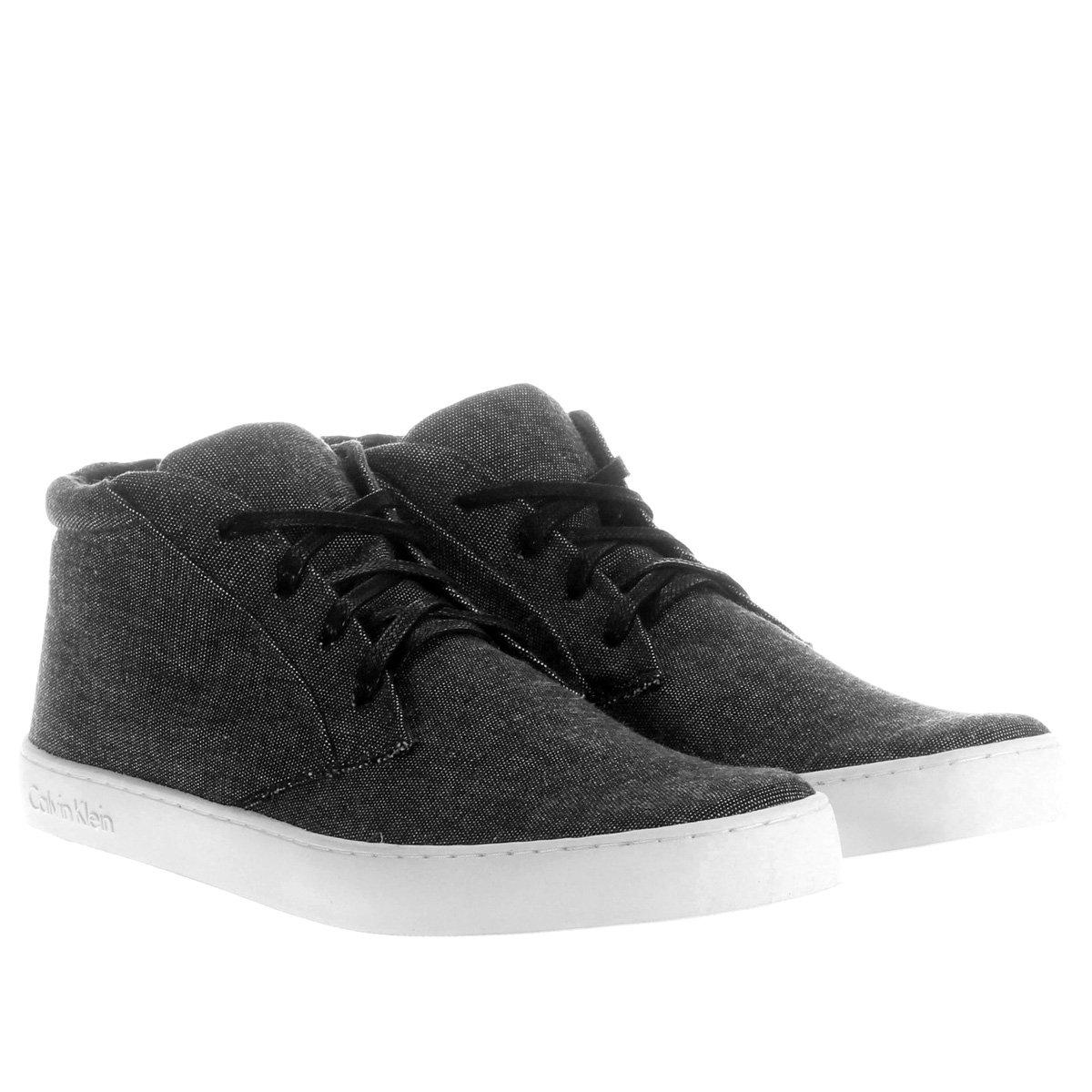 937d2410ba561 Sapatênis Calvin Klein Chukka Dider Hater - Compre Agora   Netshoes