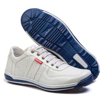 Sapatênis Casual Conforto Top Franca Shoes Masculino