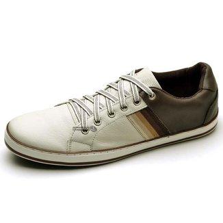 Sapatênis Couro Top Franca Shoes Masculino