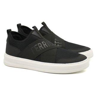 Sapatênis Ferricelli Masculino Sneaker Slim Flutue 58005