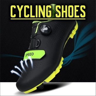 Sapatilha Ciclismo Mtb  Cycling Speed Shoes