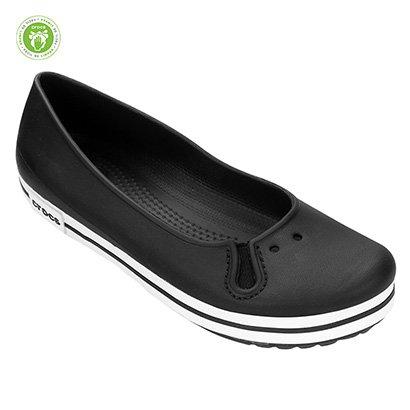 Sapatilha Crocs Crocband Flat - Feminino