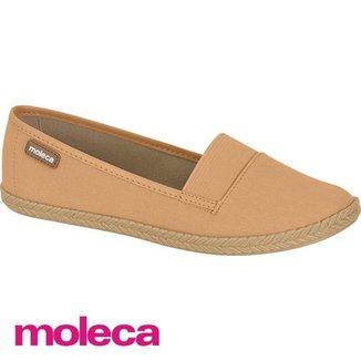 Sapatilha Feminina Moleca - 5287.272.18923 - Preto - 39