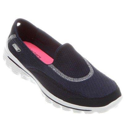 a2a100407f Sapatilha Skechers Go Walk 2 - Compre Agora