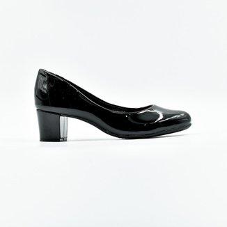 Sapato Beira Rio 4270.103 Salto Baixo