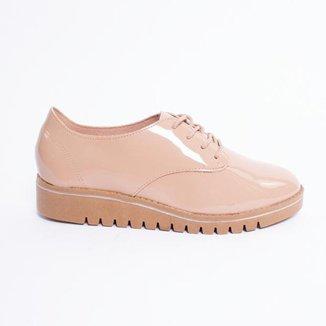 Sapato Beira Rio Verniz Ultra Conforto Adulto