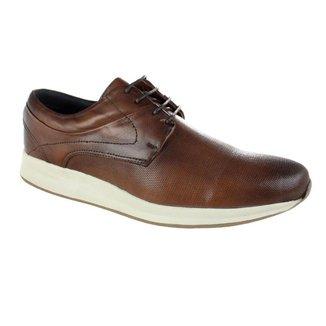 Sapato Casual Constantino Casually Marrom 43