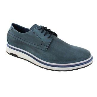 Sapato Casual Constantino Modernity Azul 44