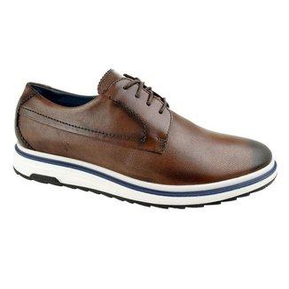 Sapato Casual Constantino Occasion Marrom 43
