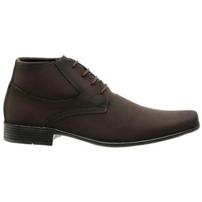Sapato Casual Masculino Fechamento Cadarço Masculino