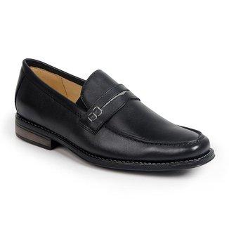 Sapato Casual  Masculino Loafer Sandro Moscoloni Griesman Nobuck