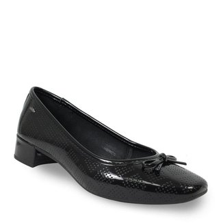 Sapato Dakota G2253 Verniz Salto Baixo Feminino