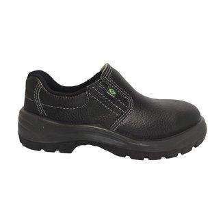 Sapato Elástico Bico Aço Bidensidade