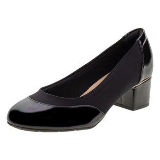 Sapato Feminino Salto Baixo Modare - 7316231