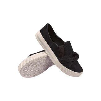 Sapato Feminino Sem Cadarço Cores Variadas Envio 24 Horas