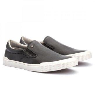 Sapato Iate Casual Masculino Confort Couro