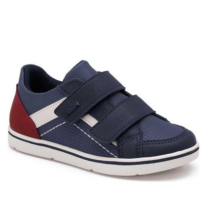 Sapato Infantil Klin Mini Flyer Cobalto/Marinho