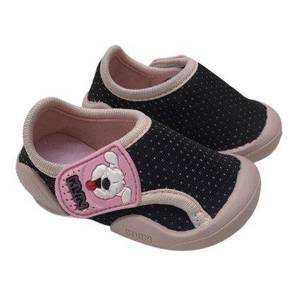 Sapato Klin Infantil New Confort Solado Feminino