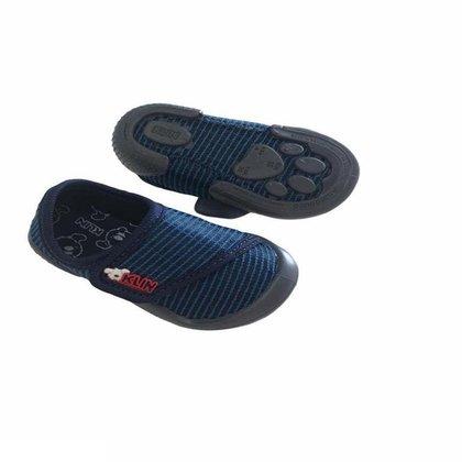 Sapato Klin Infantil New Confort Solado Royal Fecha Fácil Masculino