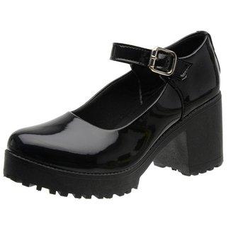Sapato Mary Jane Feminino 3ls3 Casual