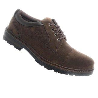 Sapato Masculino em Couro Wonder Urbano