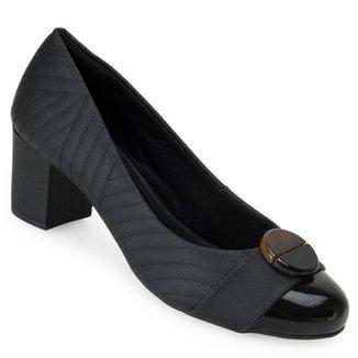Sapato Matelassê Sense Flex AN20-0947